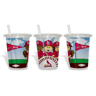 Baby Fanatic® MLB Oakland A's 2-Pack 5 oz. Sippy Cup