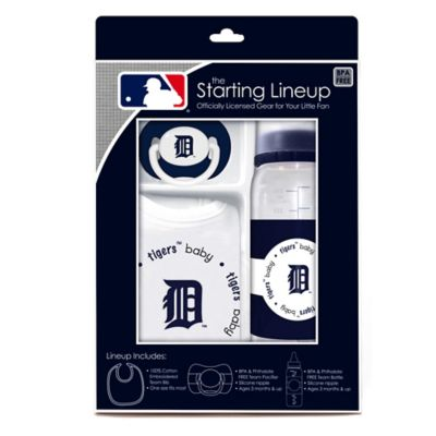 Baby Fanatic® MLB Detroit Tigers Baby Essentials Gift Set