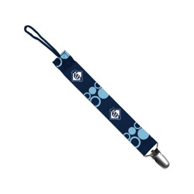 Baby Fanatic® MLB Tampa Bay Rays Pacifier Clip