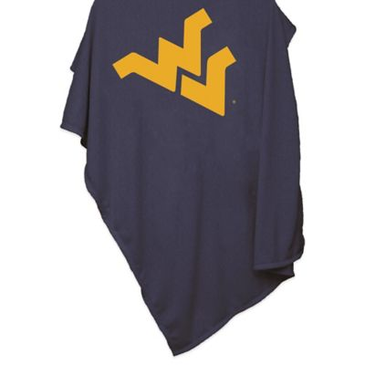 University of West Virginia 84-Inch x 54-Inch Sweatshirt Throw Blanket