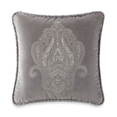 Waterford® Linens Kinsale Corded Square Throw Pillow
