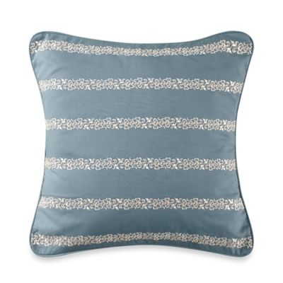 Laura Ashley® Whitfield Square Throw Pillow