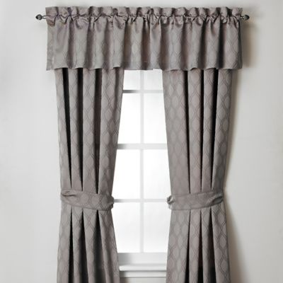 Manor Hill® Riviera Window Valance