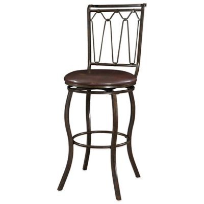 Powell Big and Tall Triple Cone Counter Stool