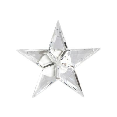 Color Changing Lighted Acrylic Star Window Light