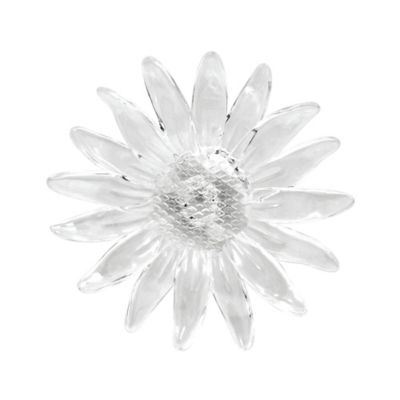 Color Changing Lighted Acrylic Flower Window Light