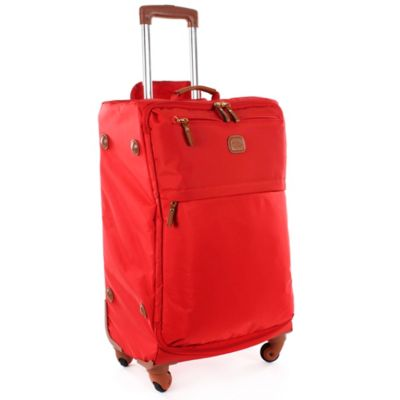 Bric's X-Bag 25-Inch Trolley Spinner in Red