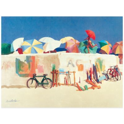 Sunrise Regatta Beach, 1980 Wall Art