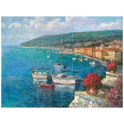 Harbor View Wall Art