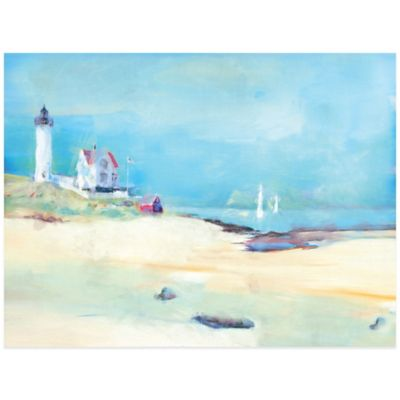 Lighthouse Landscape Wall Art