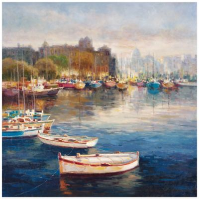 Boats at Rest Wall Art