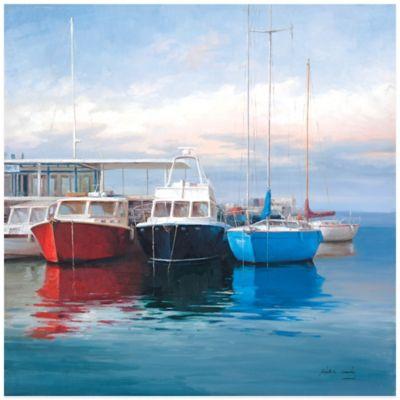 Harbor Boats Wall Art