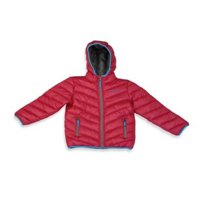 Rugged Bear Size 2T Faux Down Puffer Jacket in Pink