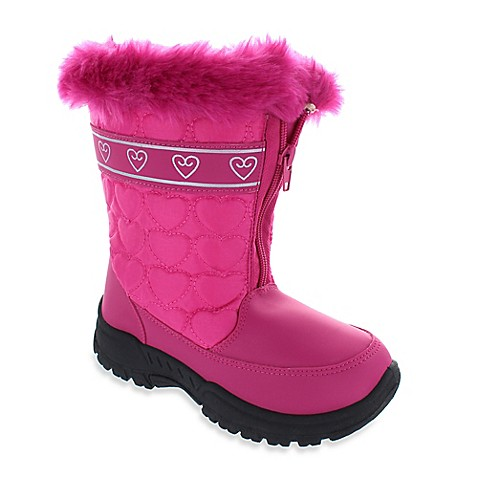 Pink Snow Boots | Homewood Mountain Ski Resort
