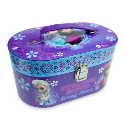Disney® Frozen Train Case with Handle