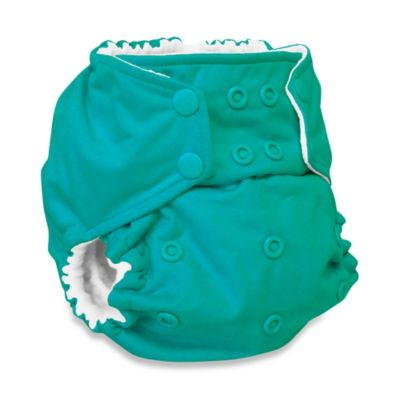 Kanga Care Rumparooz One-Size Cloth Pocket Diaper in Peacock