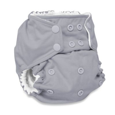 Kanga Care Rumparooz One-Size Cloth Pocket Diaper in Platinum