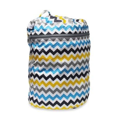Kanga Care Cloth Diaper Wet Bag in Charlie