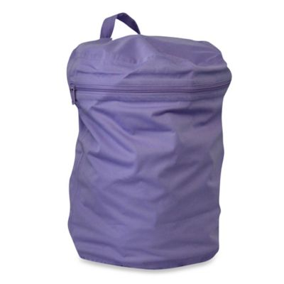 Kanga Care Cloth Diaper Wet Bag in Amethyst