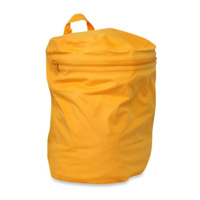 Kanga Care Cloth Diaper Wet Bag in Pumpkin
