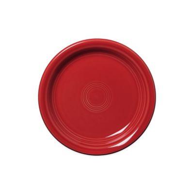 Fiesta® Appetizer Plate in Scarlet