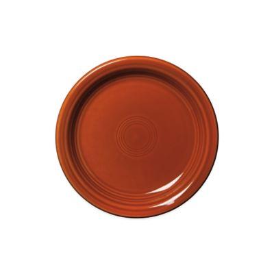 Fiesta® Appetizer Plate in Paprika