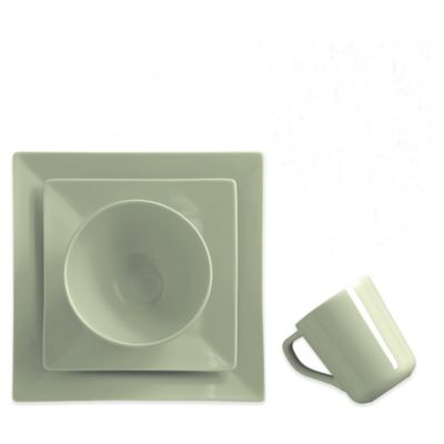 4-Piece Place Setting in Sage