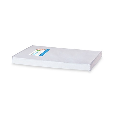 buy foundations 174 infapure 3 inch compact foam crib mattress from bed bath beyond