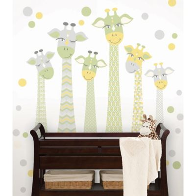WallPops!® Meet the Fitzgeralds Wall Decal Kit