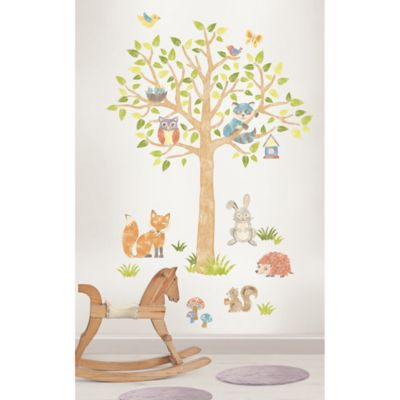 WallPops!® Woodland Tree Wall Decal Kit