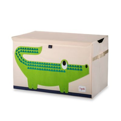 Toy Chests > 3 Sprouts Toy Chest in Crocodile