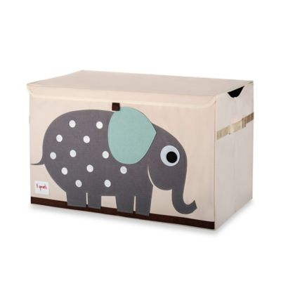3 Sprouts Elephant Storage