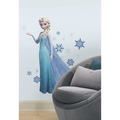 Disney® RoomMates Peel & Stick Giant Wall Decals in Elsa