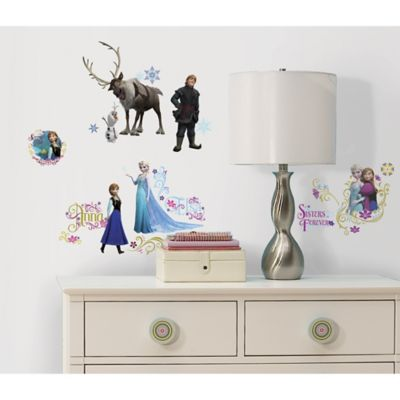 Disney® RoomMates Frozen Peel & Stick Giant Wall Decals in Multicharacter