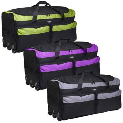 Duffel Bags On Wheels