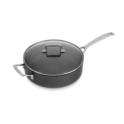 Le Creuset® Toughened Nonstick 4.5 qt. Covered Sauté Pan