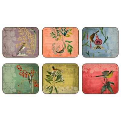 Buy Jason Catesby Collage Hardboard Cork Backed Placemats