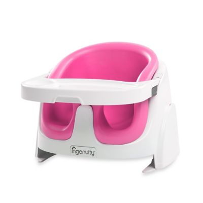 Ingenuity™ Baby Base 2-in-1 Booster Seat in Magenta