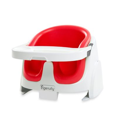 Ingenuity™ Baby Base 2-in-1 Booster Seat in Red