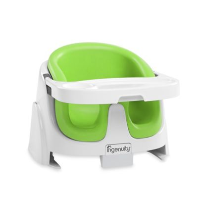 Ingenuity™ Baby Base 2-in-1 Booster Seat in Lime