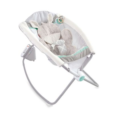 Fisher-Price® Deluxe Newborn Auto Rock 'n Play™ Sleeper in Safari Dreams
