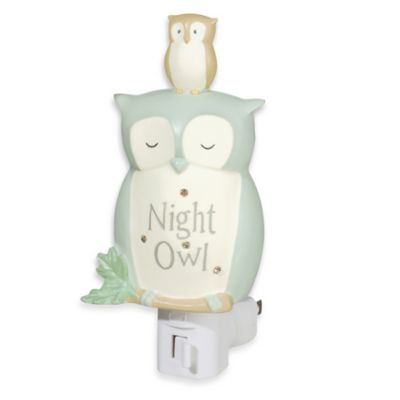 Grasslands Road® Owl Nightlight