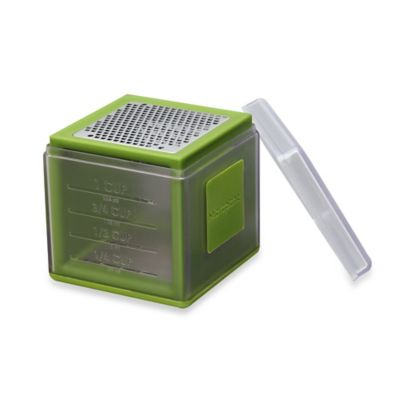 Green Kitchen Graters