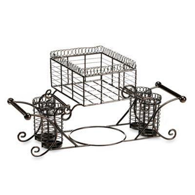 Mesa French Loop Buffet Caddy