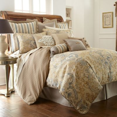 Waterford® Linens Harrison Standard Pillow Sham