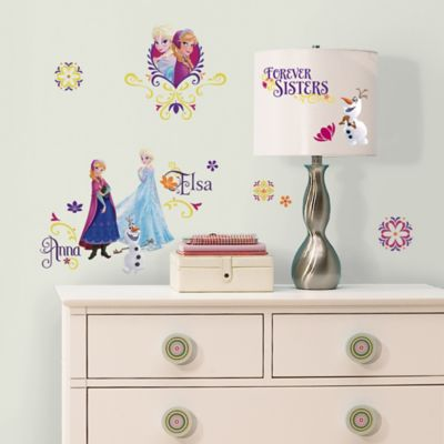 RoomMates Disney® Frozen Spring Peel and Stick Wall Decals