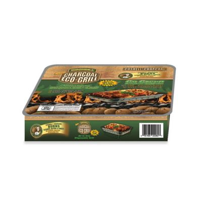 Coshell Charcoal Disposable Grill