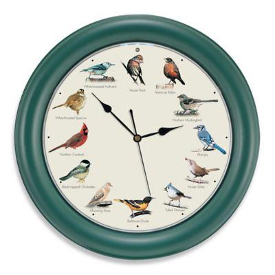 Original Singing Bird Clock