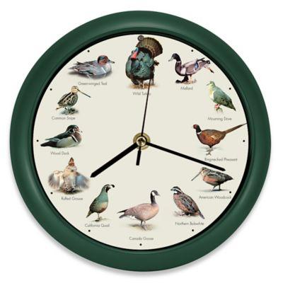 Gamebird Clock