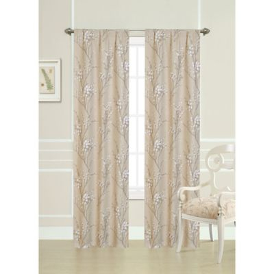 Laura Ashley® 84-Inch Dianne Window Panels